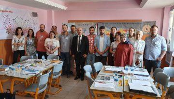 UNICEF Türkiye - Kalkınma Atölyesi Tarafından Eğitimcinin Eğitimini Aldık !